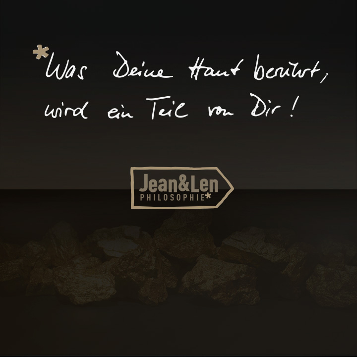 Alaventa GmbH Referenz Jean & Len Onlineshop Marke und Claim